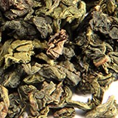 China Milch-Ginseng Oolong