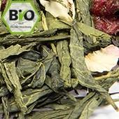 Bio Sencha Cranberry-Orange (Grüner Tee)