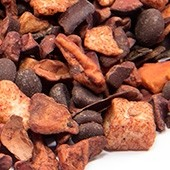 Früchtetee 'Schoko-Karamell Fudge'