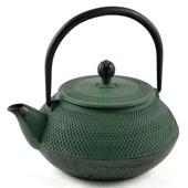 Teekanne Gusseisen Arare 0,7L (grün)