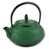 Teekanne Gusseisen Arare 0,9L (grün)