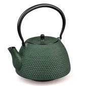 MAOCI Gusseisen-Teekanne Arare Modern (grün) - 1,2L - Vorschau