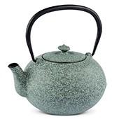 MAOCI Gusseisen-Teekanne Kano (sprayed, mintgrün) - 0,8L - Vorschau