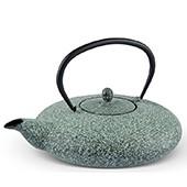 MAOCI Gusseisen-Teekanne Tsuki ( sprayed, mintgrün) - 1,1L - Vorschau
