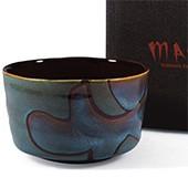 Matcha-Schale 400ml im Geschenkkarton, Muster