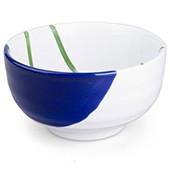 Matcha-Schale 400ml - blau / weiss