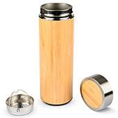 Tea-To-Go Isolier-Becher 'Bambus'
