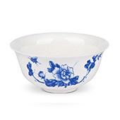 Teeschale blaue Blüten 130ml - MAOCI
