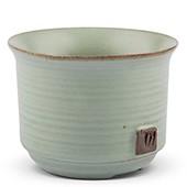 Ton Teacup, hellgrün, 100ml von MAOCI
