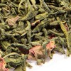 Grüner Tee 'Rosentee mit Matcha'