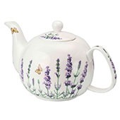 Porzellan Fine Bone China Teekanne 'La Vendel' (1,2L)