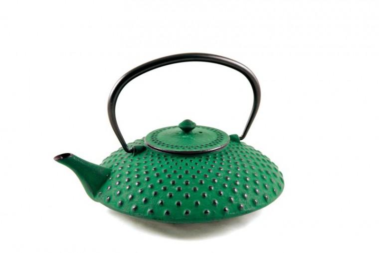 MAOCI Gusseisen-Teekanne Sakuma (grün) - 1,2L