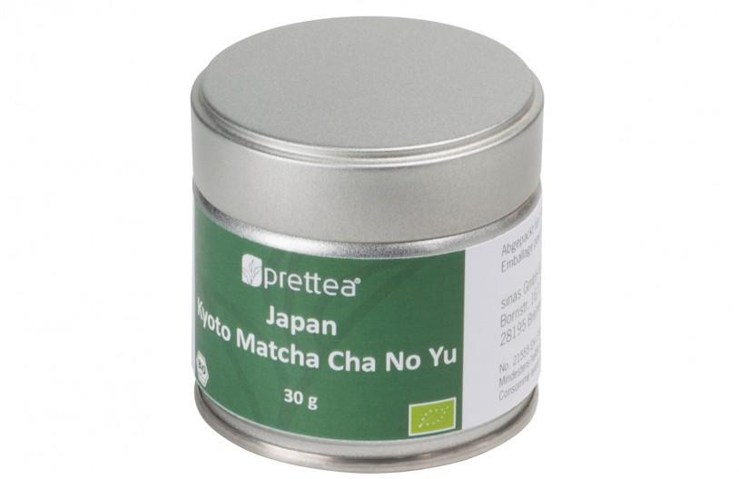 Bio Japan Kyoto Matcha Cha No Yu 30g