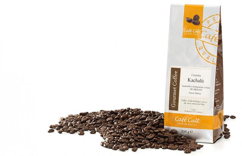 Café Cult Colombia Organic Kachalú