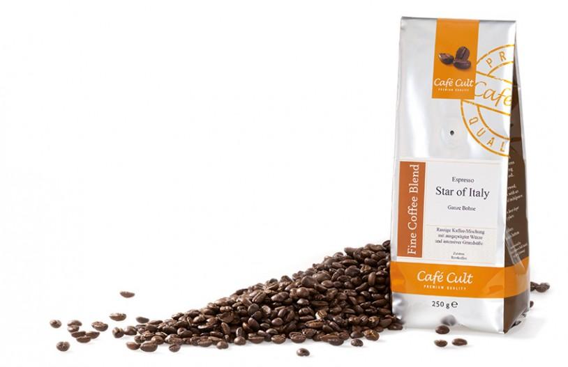 Café Cult Espresso 'Star of Italy'