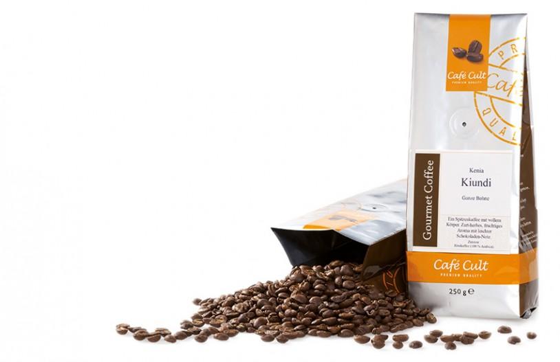 Café Cult Kenya Kiundi