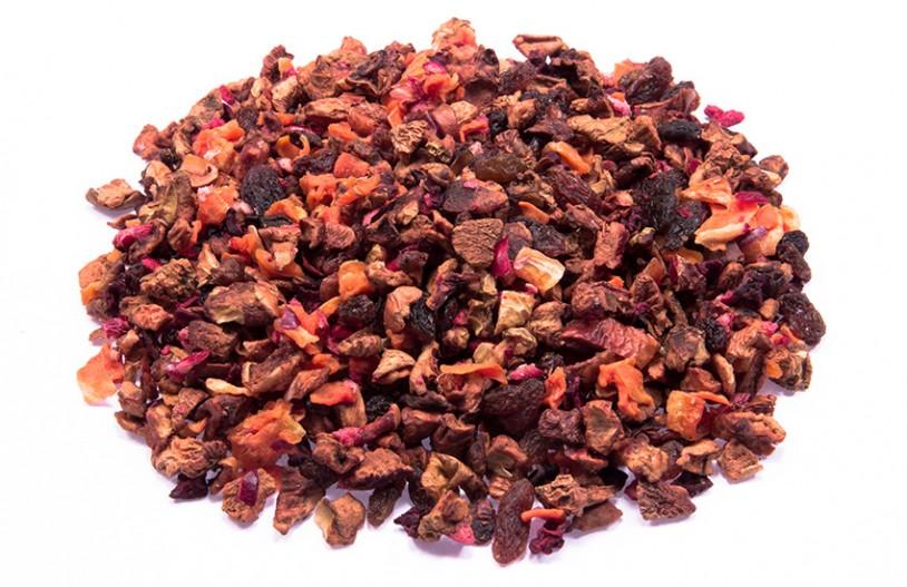 Früchtetee 'Cranberryqueen', säurearm