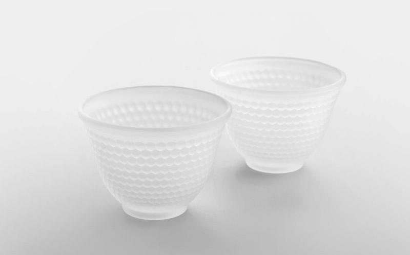 Glas Teacups Arare von MAOCI