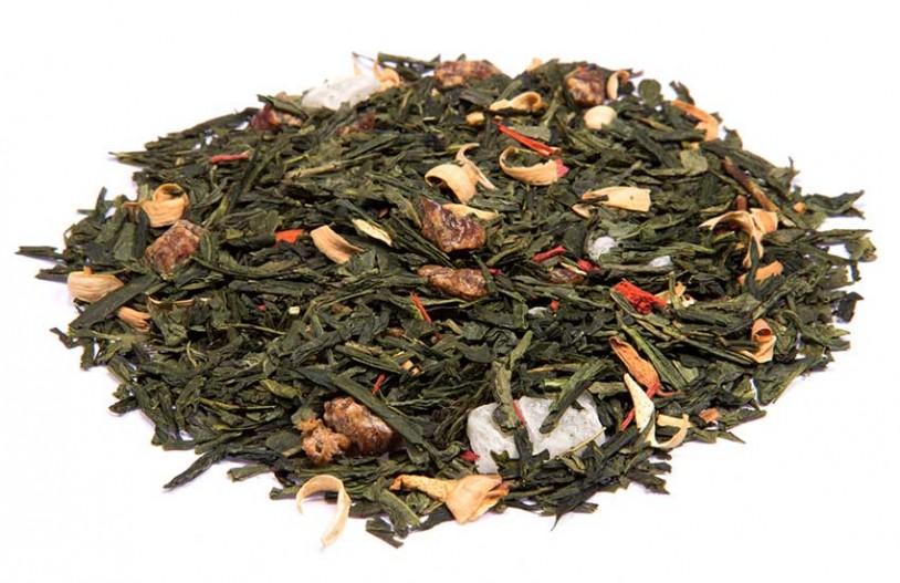 Grüner Tee 'Kaktusfeige'