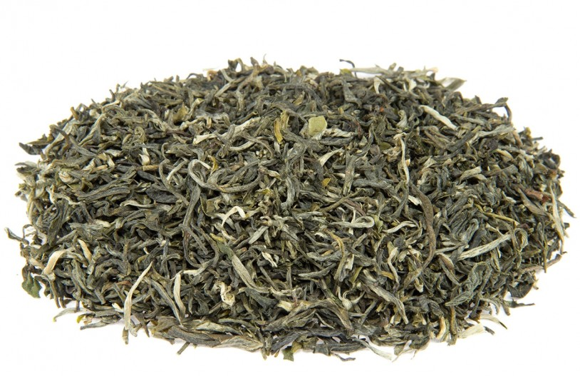 China Reis-Tee mit Lotus