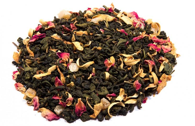 Grüner Tee 'Südseeperle'
