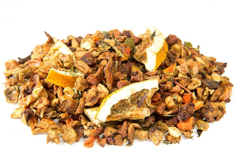Früchtetee 'Kandierte Orange'