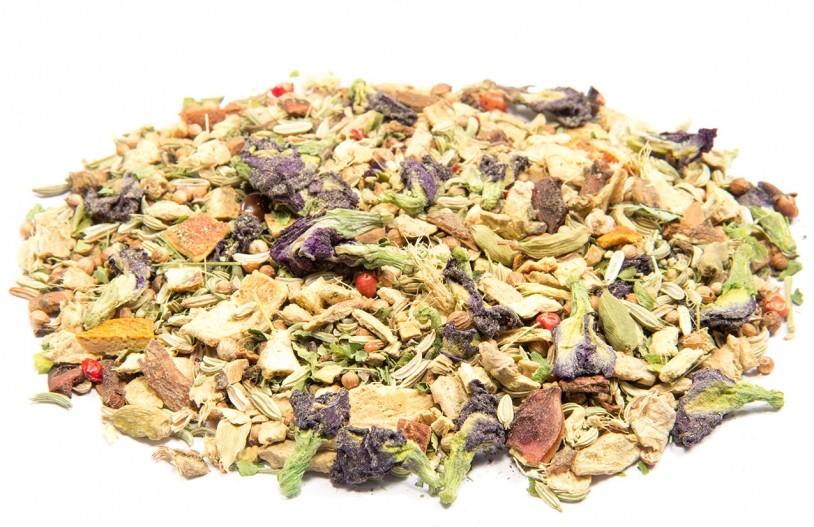 Kräutertee 'Green Chai'
