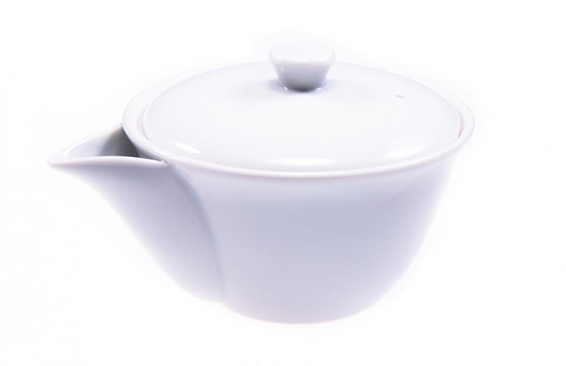 Teekanne 'Ryo' ca. 150ml, weiß, ohne Griff