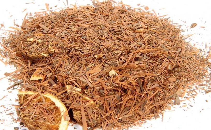 Lapacho Orange/Vanille (Kräutertee)