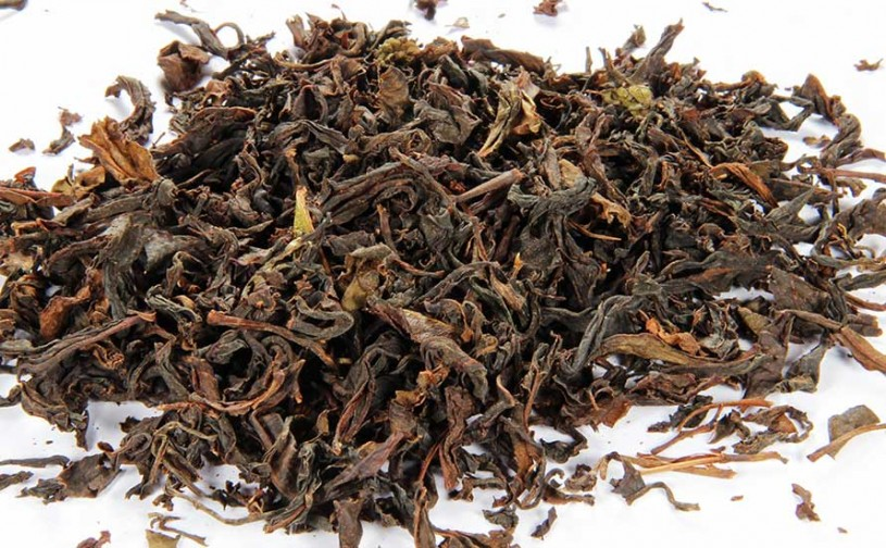 Malawi Thyolo dark fired (Schwarzer Tee)