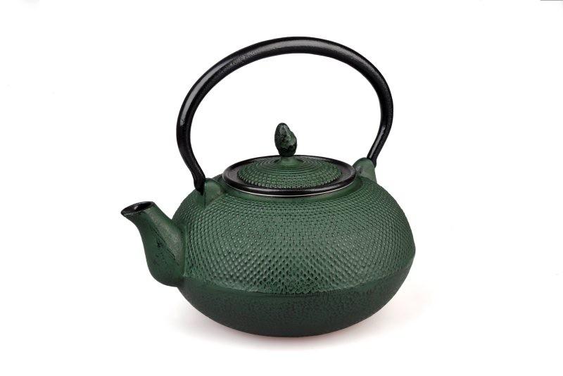 MAOCI Gusseisen-Teekanne Arare (grün) - 1,9L
