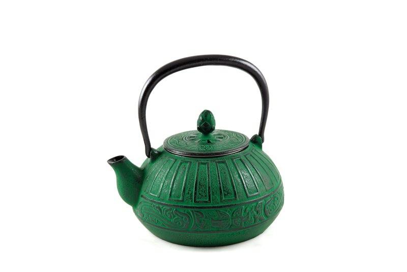 MAOCI Gusseisen-Teekanne Chisaka (grün) - 1,5L