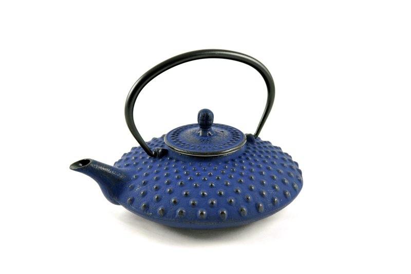 MAOCI Gusseisen-Teekanne Kambin (nachtblau) - 0,8L