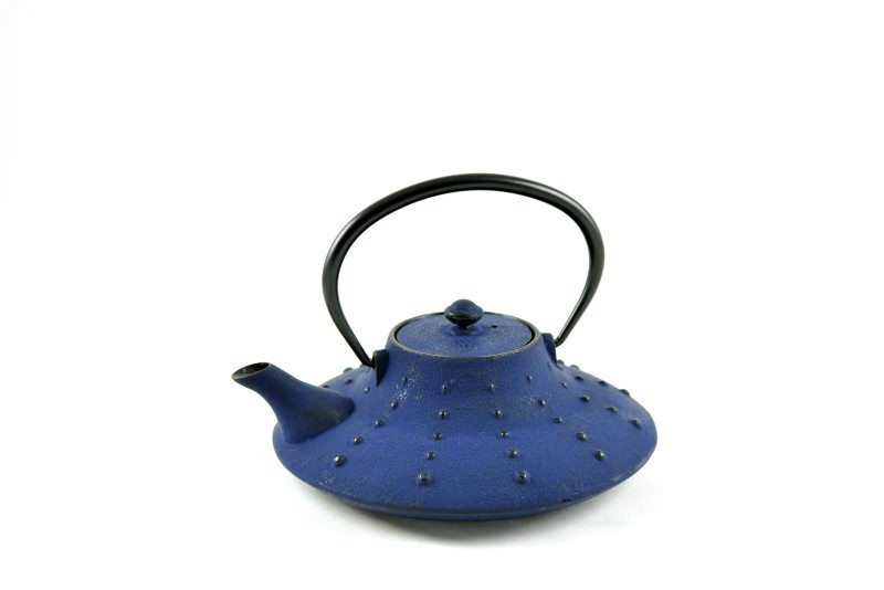 MAOCI Gusseisen-Teekanne Misato (nachtblau) - 0,8L