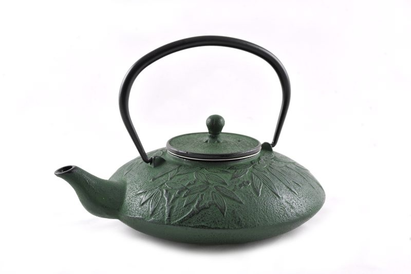 MAOCI Gusseisen-Teekanne Sakai (grün) - 1,2L