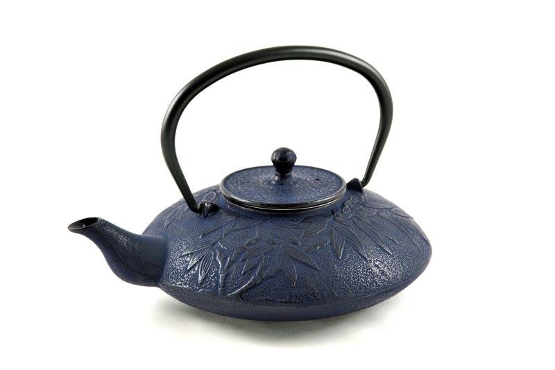 MAOCI Gusseisen-Teekanne Sakai (nachtblau) - 1,2L