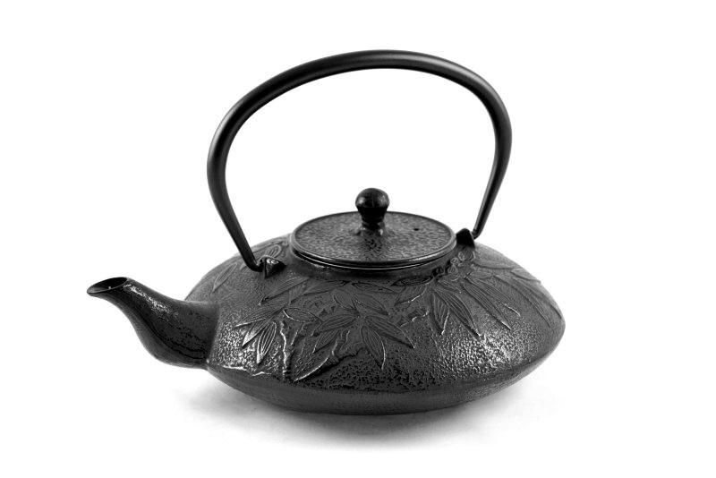 MAOCI Gusseisen-Teekanne Sakai (schwarz) - 1,2L