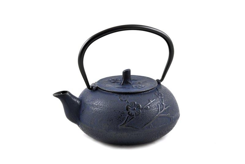 MAOCI Gusseisen-Teekanne Toyawa (nachtblau) - 1,2L