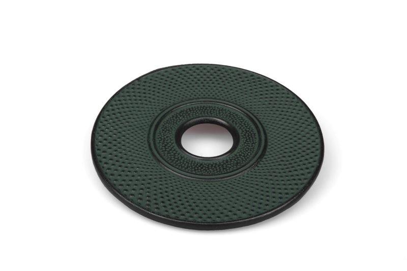 MAOCI Gusseisen Untersetzer Denxi 17 (grün), Ø 17cm