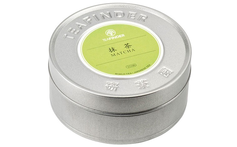 China Matcha Pulvertee