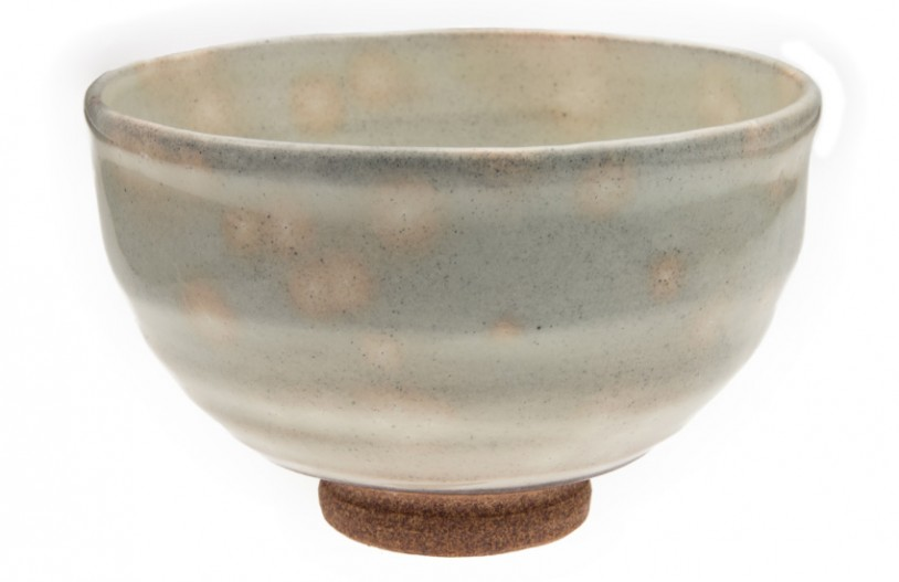 Matchaschale weiß aus Mino (350ml)