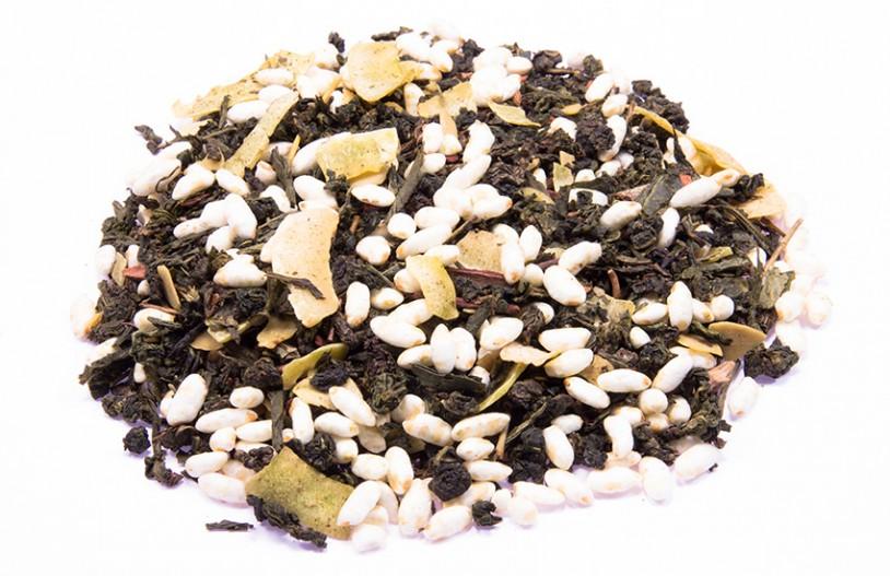 Oolong Tee 'Zimt-Mandel-Milch'
