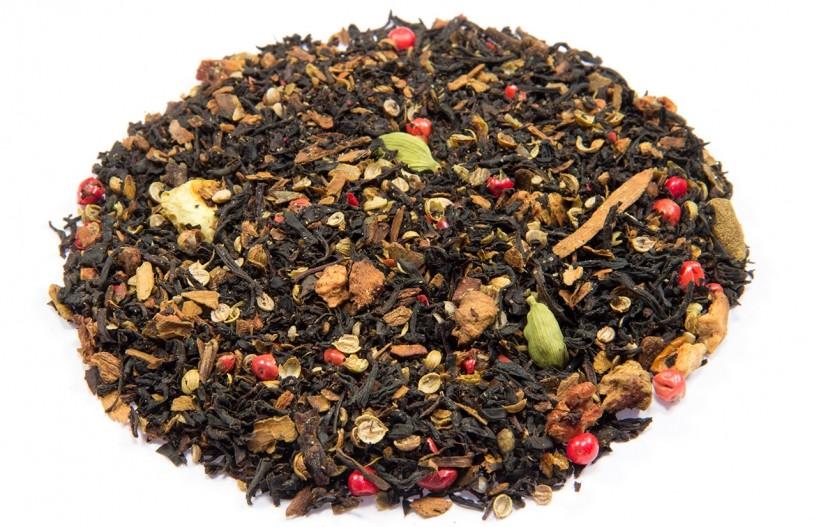 'Orangenplätzchen' (Schwarzer Tee)