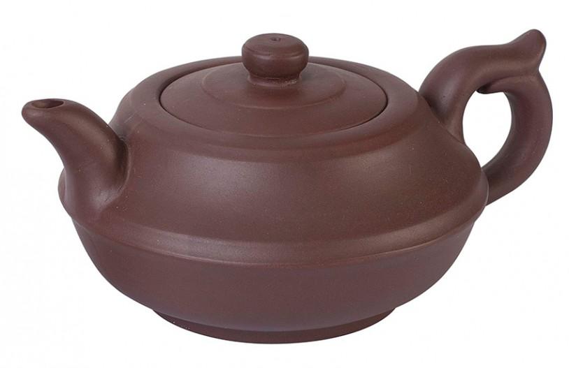 Original Yixing Teekanne 'Jia' mit 6 Teecups, 400ml