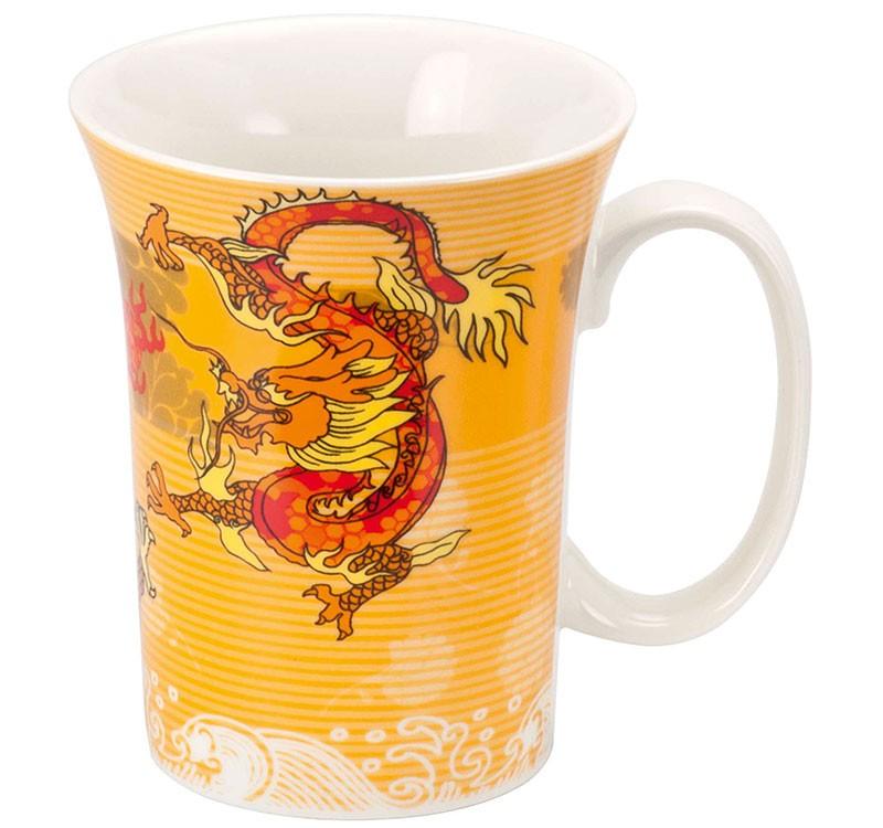 Porzellan New Bone China Becher 'Eragon', 0,3L