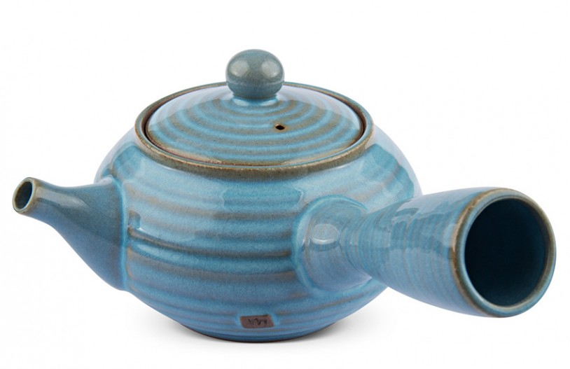 Porzellan Kyusu 'Kiangjun' groß, 550ml