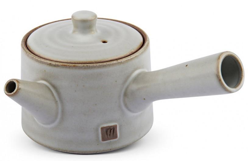 Porzellan Kyusu 'Zukuang' klein, 250ml - setlich