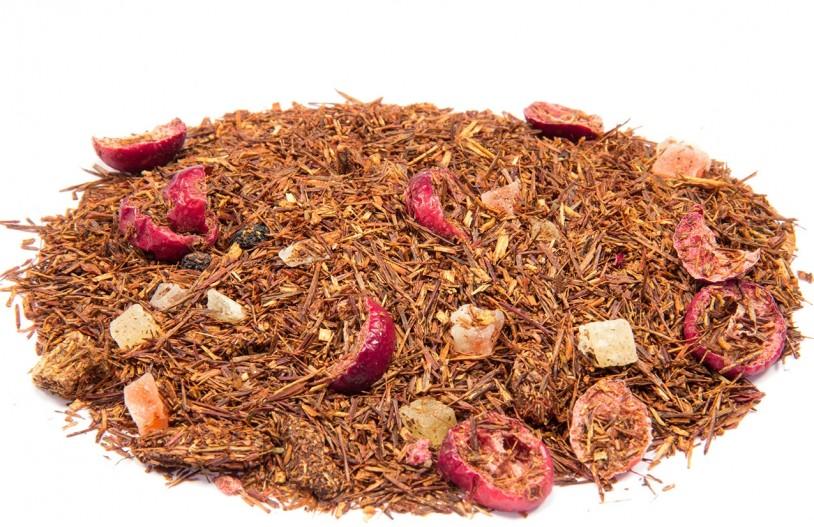 Rooibos 'Goji-Cranberry-Granatapfel' (Rotbusch)