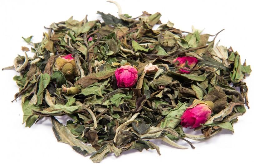 Weißer Tee 'Rosen Pai Mu Tan'