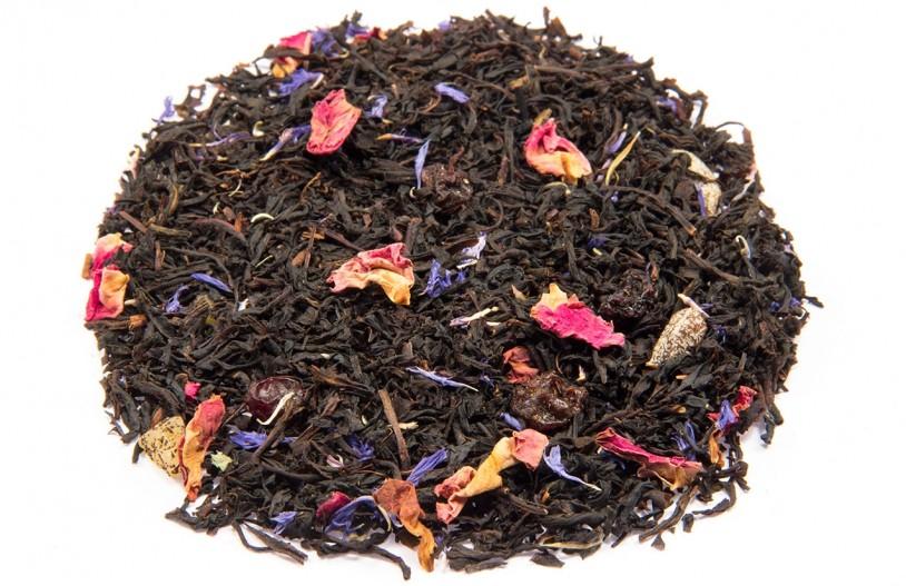 Rosengarten (Schwarzer Tee)